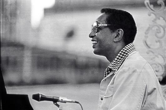 Jazz pianist and composer Billy Taylor was a presence on public radio and an advisor to the Kennedy Center.