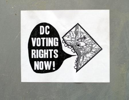 D.C. Vote says it will have to be more aggressive in defending the city's right to govern itself.