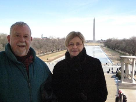 Jim and Sandy Fitzpatrick say the 1963 March on Washington for Jobs and Freedom was among the most memorable experiences of their life.