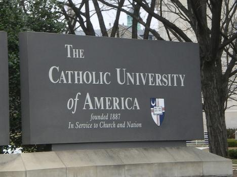John Garvey will be inaugurated as president of the Catholic University on Jan. 25.