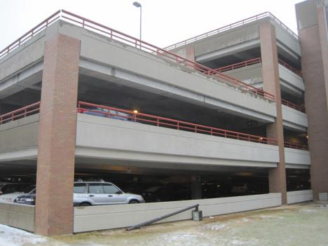 Metro has seen a spike in vehicle break-ins at Metro garages and parking lots during the past few weeks.