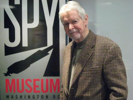 Peter Earnest's 36-year career in the CIA included more than 20 years in the Agency's Clandestine Service. Now, he is the executive director of the International Spy Museum.