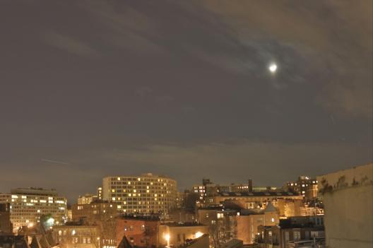 Light pollution in Washington, D.C.