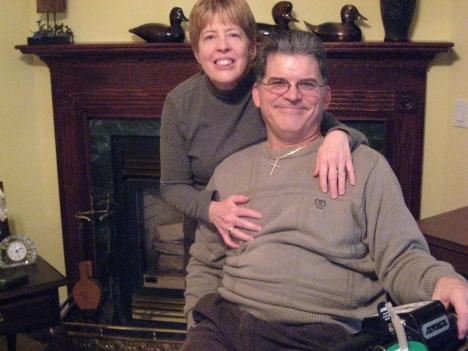 Robert and Lynn Watson met through DateAble, and have been married since 1992.