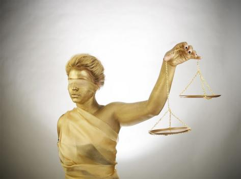 Have you ever tipped the scales of justice to get even?