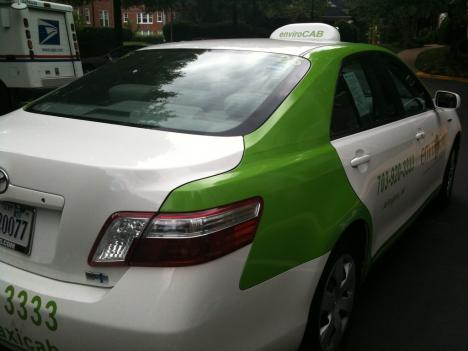 EnviroCAB is looking to expand its fleet of hybrid-only taxis.