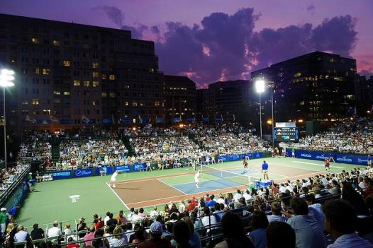 The Kastles will leave their current venue and move to the Southwest Waterfront as part of a 10-year redevelopment project in the area.