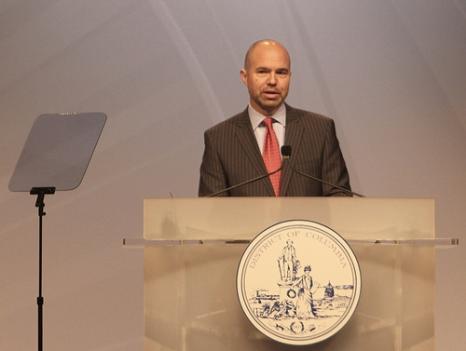D.C. City Councilman David Catania (I)
