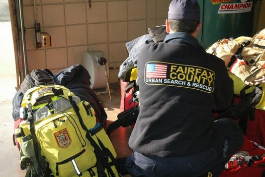 The Fairfax Urban Search and Rescue Team is now in Japan helping with disaster relief.