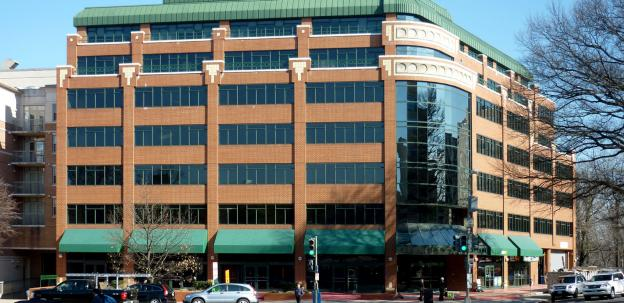 This building located at 4401 Connecticut Avenue, NW will be the new home for WAMU 88.5, American University Radio.