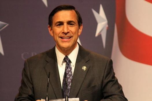 Rep. Darrell Issa (R-Calif.) heads the congressional committee that will investigate Sulaimon Brown's allegations.