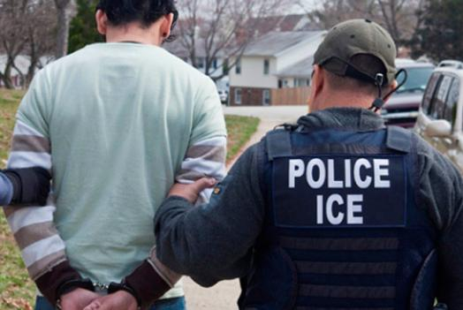 The immigrants arrested represent more than 32 different nations, including countries in Latin America, the Middle East, Asia, the Caribbean and Africa.