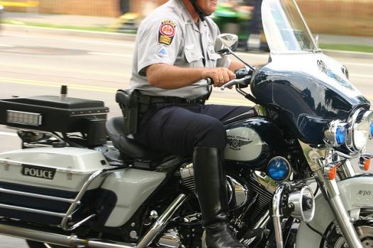 Fairfax County Police are targeting aggressive drivers on the Fairfax County Parkway this week.