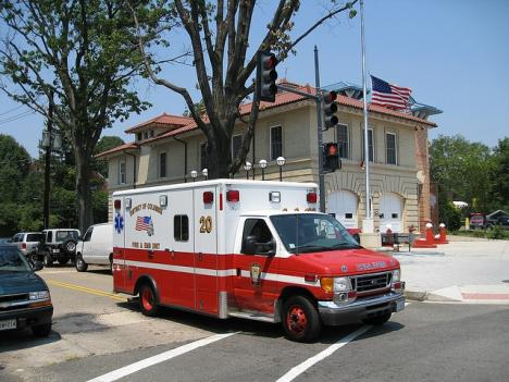Record-breaking heat can also mean record-breaking numbers of calls to D.C. Fire and EMS.