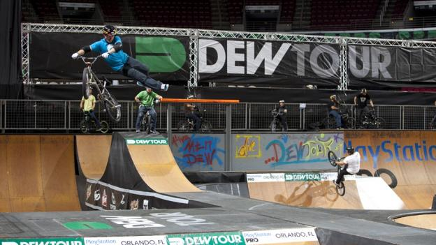 Town officials say the DEW Tour could bring in somewhere between $6 million and $10 million for Ocean City.