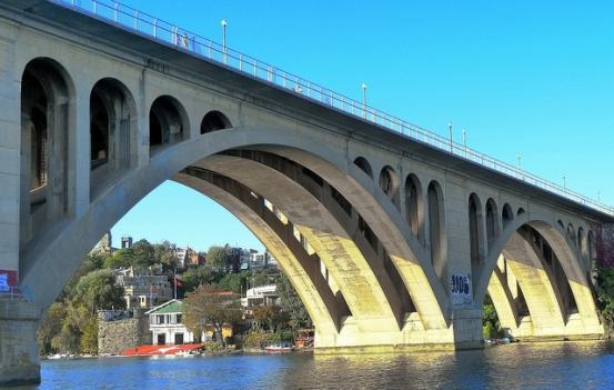 Some of D.C.'s most famous bridges have been deemed structurally deficient by a new report.