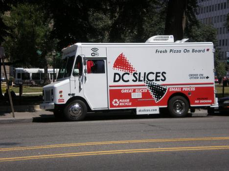 The D.C. Council is considering changing the rules so food trucks have to pay sales tax.
