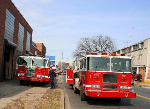 DC Fire Department, Engine 7