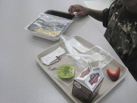 For Arlington students with families facing homelessness, school is the best place to get a nutritious meal.