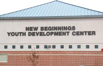 The city's Department of Youth Rehabilitation Services operates the New Beginnings Youth Development Center in Maryland.