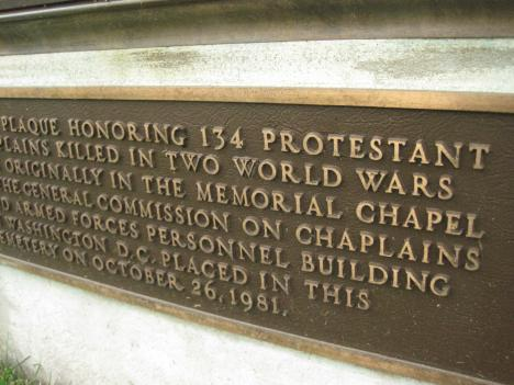 Jewish Chaplains have been serving alongside Catholic and Protestant Chaplains in the military since the Civil War.