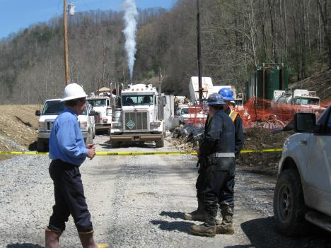 Southwest Virginia sits on the nation's largest stretch of shale. The deep rock formation, called the Marcellus Shale, extends from Virginia to New York.