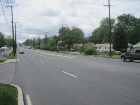 On Veirs Mill Road, the route would go from the Rockville Metrorail station to the Wheaton Metrorail station.