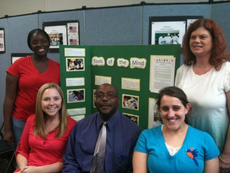 "The teachers who implemented the ""Tools of the Mind"" curriculum at Garfield Elementary School."