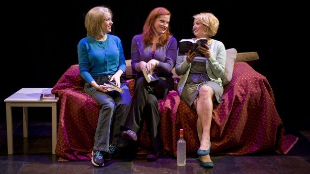 In 50 Shades! The Musical, a ladies' book club decides to read something a little racy.