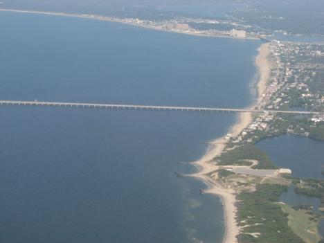 The Chesapeake Bay watershed has seen improvement, despite an increasing population in the area.