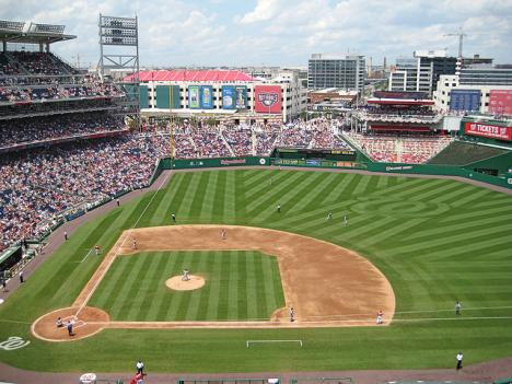 Some neighboring residents are opposing a proposal from Mayor Vincent Gray that would make it easier for the D.C. government to tap into funds that were supposed to be set aside for the ballpark neighborhood.
