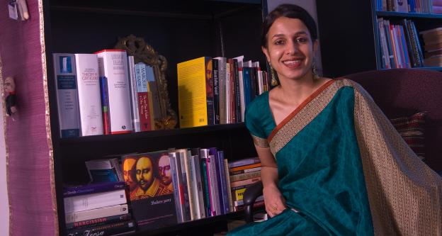 "Shakesqueer author Madhavi Menon says Shakespeare can be ""queered""... and queer theory can be ""Shaken."""