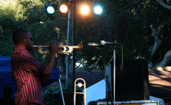 Trombone Short at the Monterey Jazz Fest in 2010. He'll play the Louisiana Swamp Romp at Wolf Trap in Vienna on Sunday.