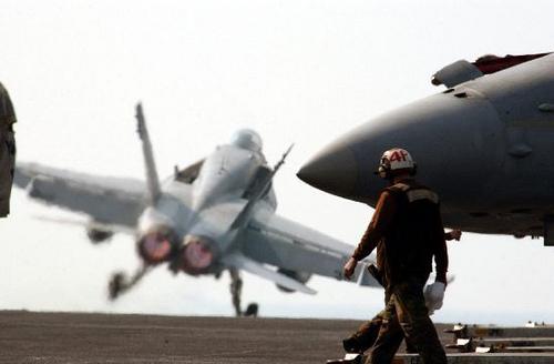 The Super Hornet will headline the show alongside the Marine Corps AV-8B Harrier demo team.