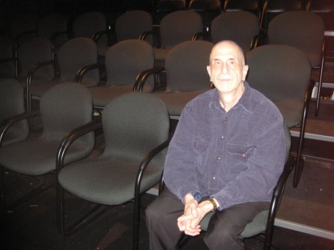 Gary Lee Maker Audience Award winner David Tannous sees hundreds of shows in the Washington area each year.