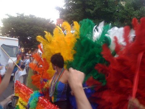 D.C. 2010 Pride Parade.