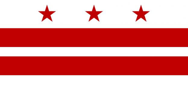 "The ""three stars and two bars"" take over Dupont Circle Tuesday night for Flag Day in the Flesh."