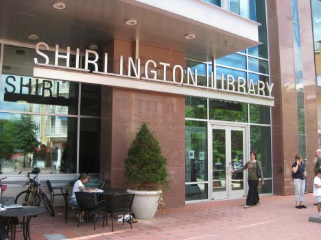 Shirlington Library will open three hours earlier, beginning in July.
