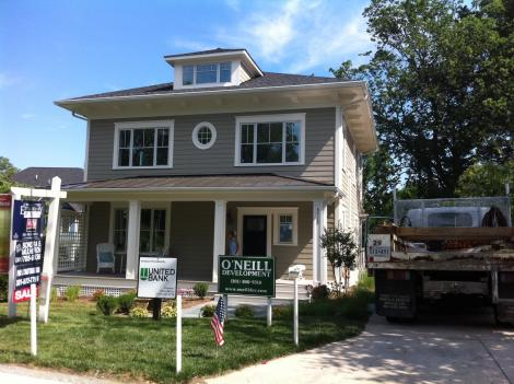 This Bethesda home is the first certified Passive House in the Washington Metropolitan Area.