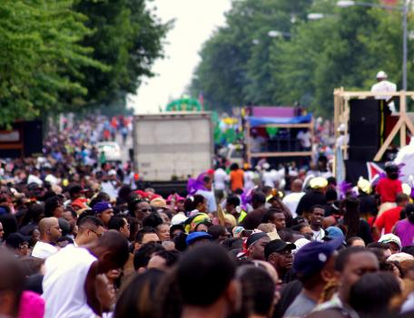 The director of the D.C. Caribbean Carnival says parade-goers have been complaining about how police interacted with them Saturday.