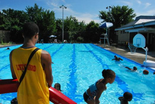 The District kicked off its summer recreational activities June 28.