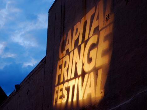 The 2011 Capital Fringe Festival runs from July 7th through July 24th.