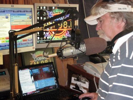 Ocean City's DJ Batman has been playing the resort town's clubs for more than 30 years.