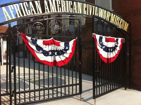 The new and improved African American Civil War Museum will officially open with a ribbon cutting July 18.