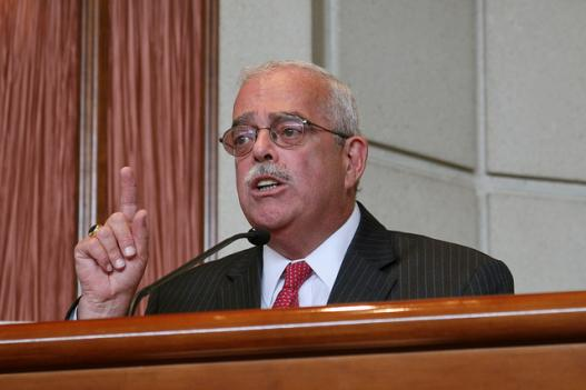 Rep. Gerry Connolly (D) wants a budget deal to allow for transportation infrastructure funding that would benefit his Northern Virginia district.