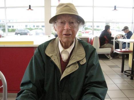 91-year-old Bob Melvin fought for a change in the way Ocean City's elderly and disabled residents got around the region.