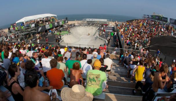 The Dew Tour brings together the biggest names in BMX, skateboarding and surfing to Ocean City.