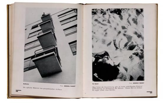 Bauhaus publications are showing at the National Gallery of Art through October.