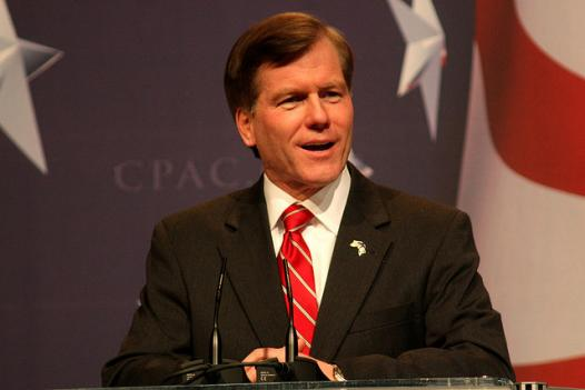 In the final week before a deadline to reach an agreement on the country's debt ceiling, Virginia Governor Bob McDonnell called on Congress to find a way to make a deal.