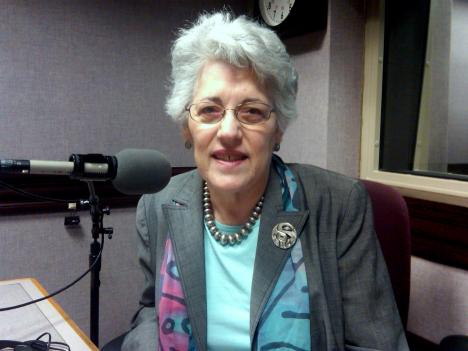 Maryland State Treasurer Nancy Kopp spoke with WAMU about the possible effects of a federal government default July 28.